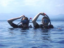 Open Water Course Manta Dive Gili Air