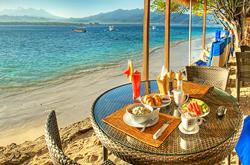 Accommodation gili air manta dive resort gili air - Manta dive gili air resort ...